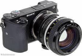 sony a6500. sony a6500 and nikon 55mm f/1.2 e