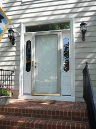 commendable front door fiberglass therma tru smoothstar fiberglass front entry door in midlothian
