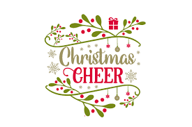 Pdf and svg file to use in your cutting machine. Christmas Cheer Svg Cut File By Creative Fabrica Crafts Creative Fabrica