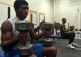 off season football workouts part 4 maximum strength
