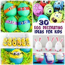 Toddler Egg Decorating Ideas Growing A Jeweled Rose