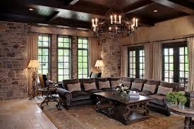 living room design ideas in brown and beige classic interior beige curtains sectional brown sofa brown living room furniture ideas
