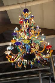 colored glass chandelier modern chandelier astonishing colored glass chandelier astounding ideas 12