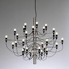 flos model 2097 30 small modern chandelier