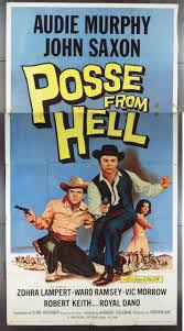 17 best images about film posters film noir cary posse from hell 1961 10414