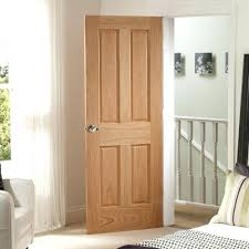 joinery internal oak 4 panel traditional door for interior doors decorations victorian with stained glass within