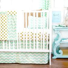 gold burst mint crib bedding set com yellow sets beauty crib bedding sets yellow