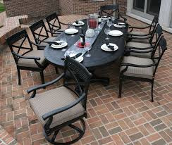 outdoor patio furniture set patio furniture home depot brown stripes chair with black frame