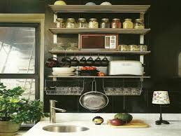 Small Picture Kitchen Wall Shelves Built In Kitchen Wall Shelf Design