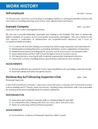 Mining Resume Sample Resumeng Resumes Best Sample Australian Examples Operator Engineer 23