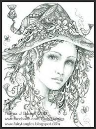Small Picture witch face coloring pages Google Search witch coloring pages