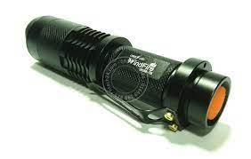 Đèn pin siêu sáng Sk98 T6 pin sạc tốt, giá tốt nhất 160,000đ! Mua nhanh  tay!