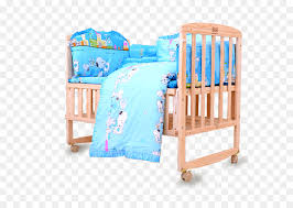 infant bed bed sheet bed blue bed frame png