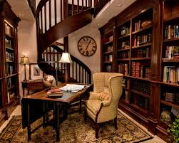 traditional home office. Home Office Library Design Ideas Extraordinary W H P Traditional  Traditional Home Office