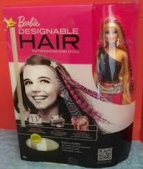 Barbie Com Designable Hair Barbie Designable Hair Extensions And Doll 2011