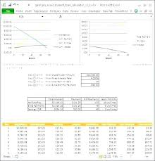 Amortization Schedule With Extra Principal Loan Amortization Calculator Excel Template Unique Beautiful