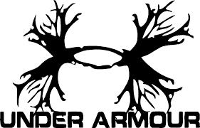 under armour logo. antler logo clipart under armour