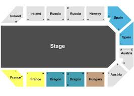 Tournament Of Kings Seating Chart Best Picture Of Chart
