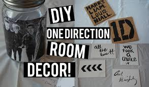 One Direction Bedroom Decor Diy One Direction Room Decor Collab W Charley Midoriyukidawn
