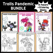 Choose a coloring page with your favorite troll and. Trolls Coloring Pages Worksheets Teaching Resources Tpt