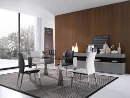 Modern Glass Dining Table Modern Tinted Glass Dining Table