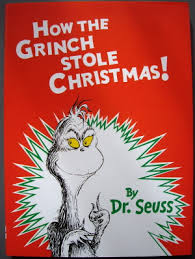 how the grinch stole christmas book cover. Plain Christmas Howthegrinchstolechristmas In How The Grinch Stole Christmas Book Cover I
