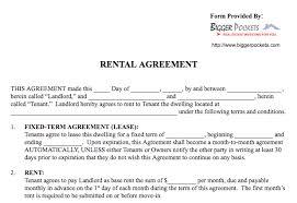 Basic Rental Agreement Template Simple Lease Agreement Pdf Carolyngrand Weareeachother
