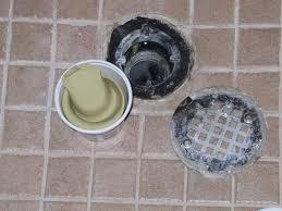 image of basement floor drain ideas