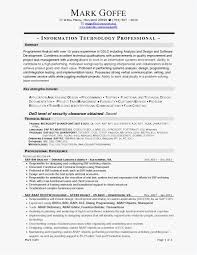Resume Security Clearance Example Best Of 24 Financial Analyst Resume Sample Free Download Best Resume Templates