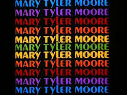 mary tyler moore show logo. Perfect Moore The Mary Tyler Moore Show Titles In Logo Fonts Use
