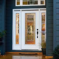 severe weather door glass