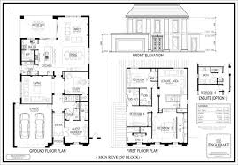 french provincial homes designs. floor plan. photo: supplied french provincial homes designs t