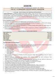 Ui Ux Designer Resume Free Download Professional Resumes Senior User