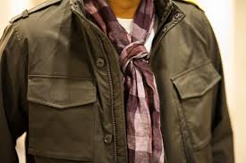 mens leather m65 field jacket cairoamani