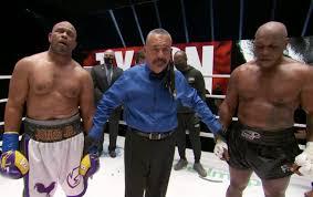 Mike Tyson vs Roy Jones Jr round-by ...