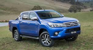 new car release 2016 australia2016 Toyota HiLux details October launch in Australia  Photos 1