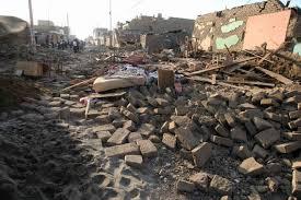 Resultado de imagen de terremoto 7,5 en ciudades