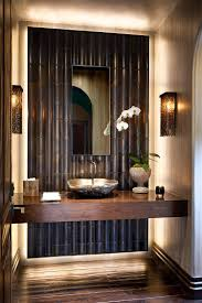 Powder Room Lighting hot summer trend 25 dashing powder rooms with tropical flair 7833 by xevi.us