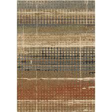 8 x 11 large delgado multi colored area rug next generation
