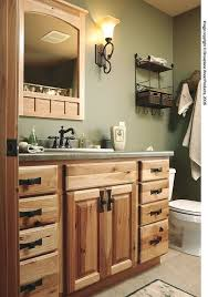 Small Kitchen Design Pinterest Delectable Paint Colors For Bathrooms With Oak Cabinets Decorating Interior
