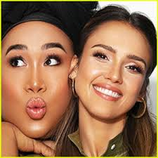 Jessica Alba Trades Makeup Looks With Patrick Starrr in YouTube Debut –  Watch! (Video)   Jessica Alba, Patrick Starrr, youtube   Just Jared