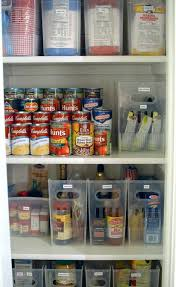 how to organize a pantry with deep shelves how to organize a pantry with deep shelves