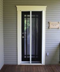 retractable screen doors. SeasonGuard Plus Retractable Screen Door - 81.5\ Doors W