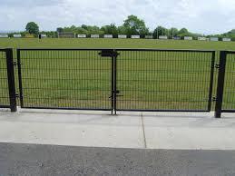 black welded wire fence. Interesting Welded Black Welded Wire Fence Panels To L