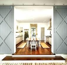 contemporary home office sliding barn. Barn Door Installation Sliding Doors Home Office Contemporary With Metal Bars Hardware Houston Tx Sin . G