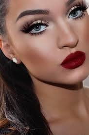 red lipstick instantly makes you look feminine and ually attractive to choose the most flattering shade of red