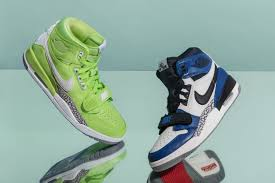Don C Designer Wiki The Air Jordan Legacy 312 Is Sneaker History In One Brand