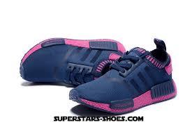 adidas shoes nmd womens. adidas originals nmd runner primeknit women running shoes blue pink ( neo price) - womens a