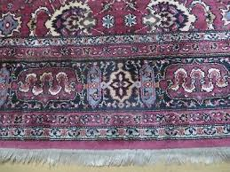 8 3 x 11 7 karastan williamsburg herati 558 wool rug american