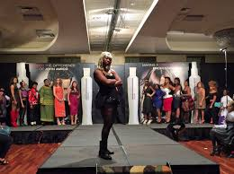 the runway presentation showcasing the history of hair featured 40 models as well as an appearance from michael jackson performing thriller
